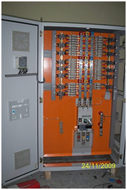 electrical swithc gears and DB2